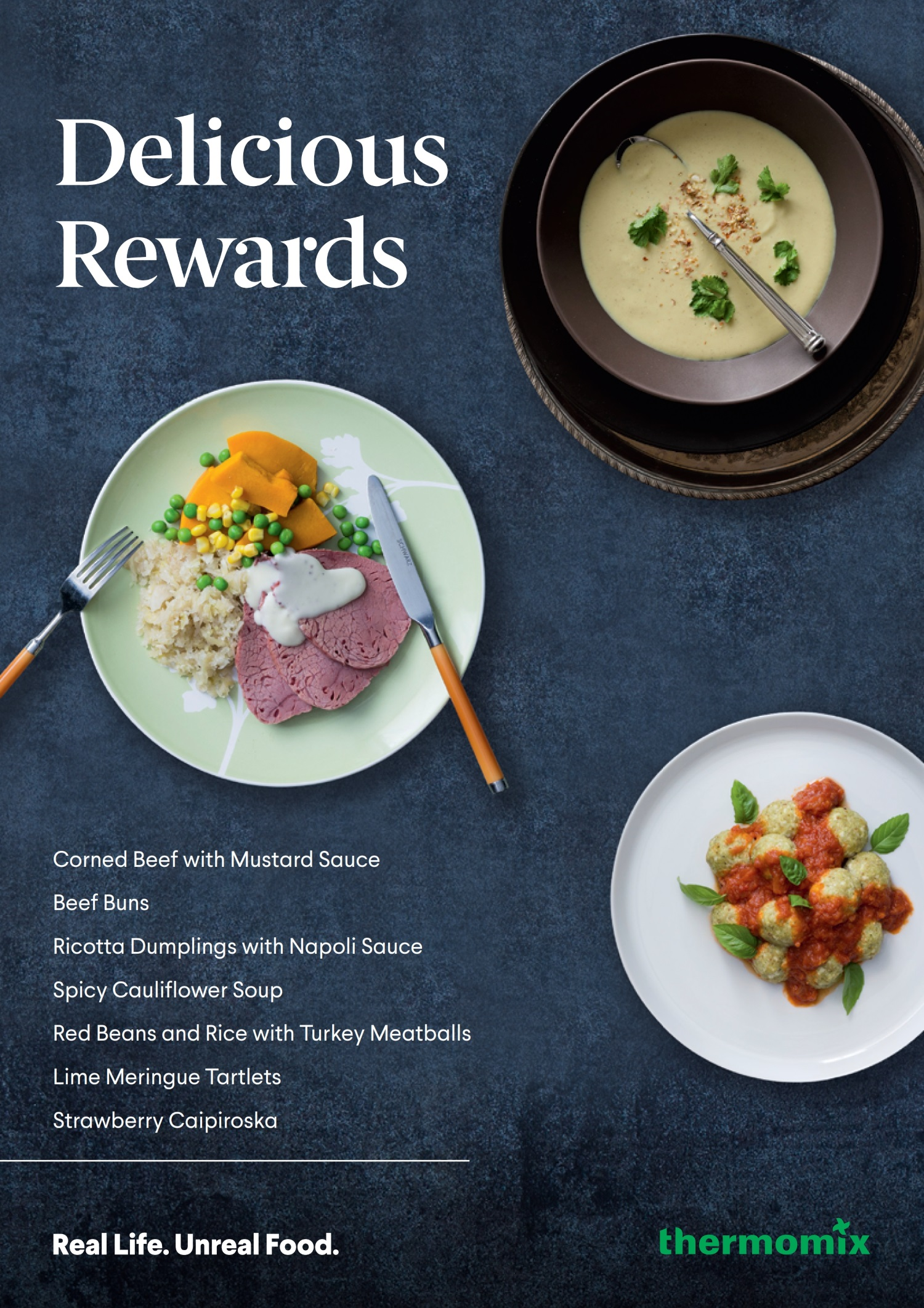 Discover our new eBook, Delicious Rewards!