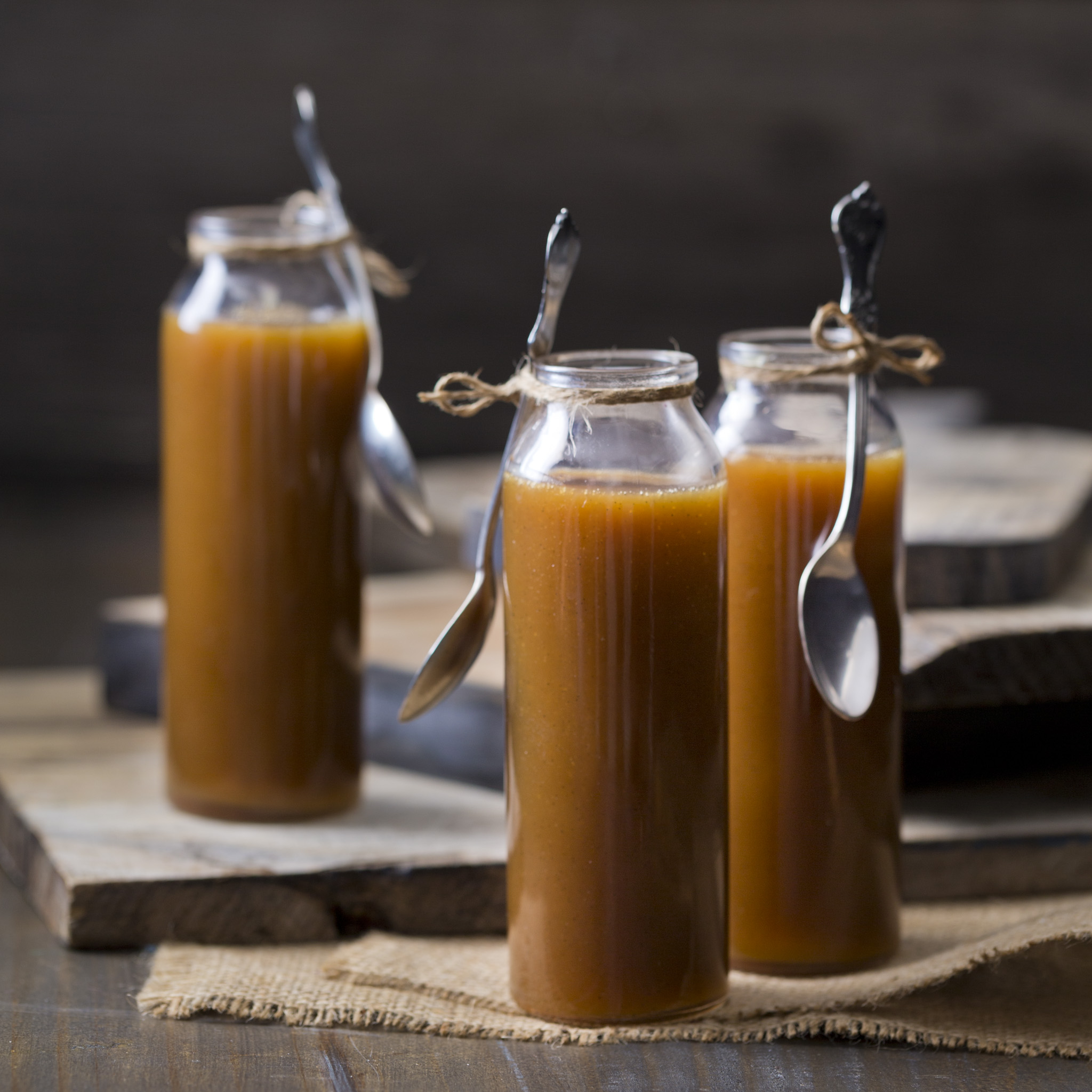 50 uses for salted caramel sauce