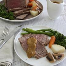 From the Thermomix Kitchen – All-in-one 'Roast' beef